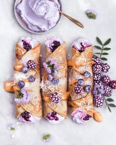 Image about love in Sweet treats by ѕαяαн кαιтℓιи вαѕѕ - Delicious Food - Frühstück Cute Food, Good Food, Yummy Food, Think Food, Aesthetic Food, Food Inspiration, Italian Recipes, Italian Desserts, Italian Drinks