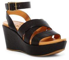 Kork-Ease Amber Wedge Sandal #wedge
