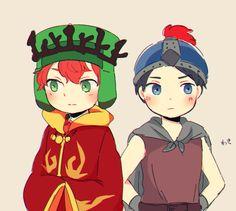 Stan y Kyle