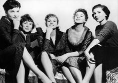 """""""LE AMICHE"""" di Michelangelo Antonioni 1955. """"Girl power in '50s Italy"""