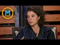 Tatiana Maslany reveals what 'Orphan Black' clone was hardest to play | Your Morning - YouTube