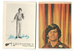 Monkees Trading Card - 7