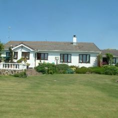 A Cornwall bungalow on the Atlantic coast, protected with exterior wall coatings