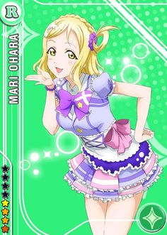 Love Live! School Idol Festival | Ohara Mari