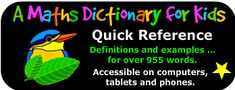 A Maths Dictionary for Kids by Jenny Eather| Definitions | Free Math Posters and Charts | Maths Examples | Math Words | Math Glossary | Math Terms | Teaching Numbers, Math Numbers, Teaching Schools, Teaching Math, Math Education, Teaching Ideas, Math Term, Dictionary For Kids, Math Charts