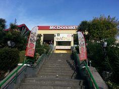 """I nostri allestimenti per la comunicazione McDonald's """" Colazione"""""""