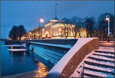 Admiralty. Saint-Petersburg. Russia. by Aleksei Aleshin on 500px
