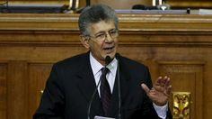 Ramos Allup repudia la decisión de poner como fiscal a Tarek William Saab; Resulta que William Saab será al mismo tiempo acusador y defensor