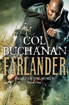 New cover for Farlander