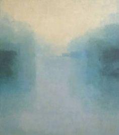 "Saatchi Art Artist Janise Yntema; Painting, ""Absence and Presence"" #art"