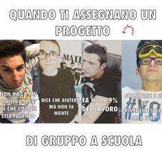 "ads ads ""Ahahahahhahahah tell me if it is not veroooo✋❤️✋❤️ Official Salvatore Cinquegrana ❤️ # Memes Verona, Italian Memes, Y & T, Funny Memes, Jokes, Minecraft Memes, Youtubers, Vegas, Fandoms"