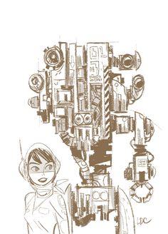 Louie Del Carmen ✤ || CHARACTER DESIGN REFERENCES | キャラクターデザイン | çizgi film • Find more at https://www.facebook.com/CharacterDesignReferences if you're looking for: #grinisti #komiks #banda #desenhada #komik #nakakatawa #dessin #anime #komisch #drawing #manga #bande #dessinee #BD #historieta #sketch #strip #artist #fumetto #settei #fumetti #manhwa #koominen #cartoni #animati #comic #komikus #komikss #cartoon || ✤