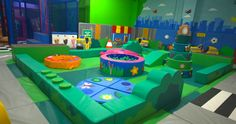 Play Area for under 3's