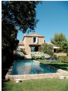 Top 23 des plus belles maisons du Sud ! - The Best of Architecture Ideas Swimming Pool Designs, Swimming Pools, Beautiful Homes, Beautiful Places, Beautiful Pictures, House Goals, Style At Home, My Dream Home, Exterior Design