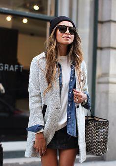 i chose it because i like her sweater
