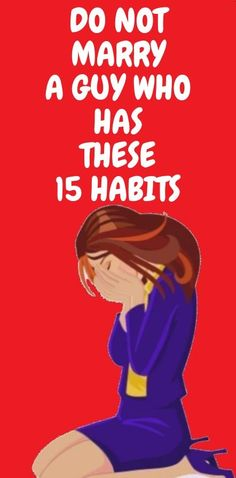 Never Marry A Guy Who Has These 15 Habits - Our Healthy Magazine Natural Remedies For Allergies, Natural Headache Remedies, Natural Remedies For Anxiety, Pms, Lose Weight In A Week, How To Lose Weight Fast, Losing Weight, Healthy Tips, How To Stay Healthy
