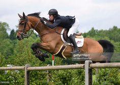The British Jumping Derby Meeting Hickstead UK Joseph Clayton GBR riding Saveur