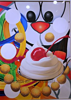 """NYC, Style and a little Cannoli: Photo Gallery Thursday """"Jeff Koons at The Whitney Museum of American Art"""""""