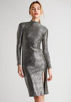 Topshop FOIL - Cocktailkleid / festliches Kleid - gold für SFr. 55.00 (23.11.16) versandkostenfrei bei Zalando.ch bestellen.