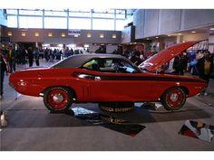 1971 HEMI Challenger R/T - automatic (1 of 12) Dodge City, Pony Car, Dodge Challenger, Mopar, Muscle Cars, High Definition, Heaven, Passion, Trucks