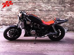 """MAGNUS""  PVReCreation Builder: Brian Moon  Muscle Fighter Motorcycle: Custom 1984 Honda V65 Magna VF1100C"