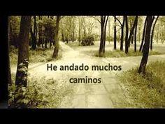 ANTONIO MACHADO He andado muchos caminos. Por Joan Mora.