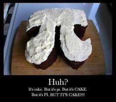 cake + math = awesome