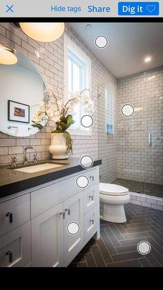 Boys bathroom or upstairs?? #bathroomtilefloorideassmall
