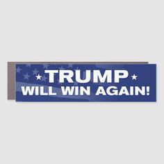 Trump Will Win Re-Election Landslide 2020 Bumper Car Magnet #Politics Biden Jokes, Joe Biden Hilarious, Joe Biden 2020 #joebiden #joebidenmemes #KamalaHarris, back to school, aesthetic wallpaper, y2k fashion Bumper Stickers, Custom Stickers, Back To School Teacher, Trump Tower, Car Magnets, Joe Biden, Teacher Gifts, Aesthetic Wallpapers, Hilarious