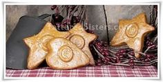 Dough Recipes for all your primitive ornies.    Check out this site, you'll find lots of tutorials.