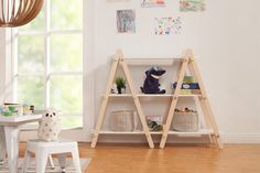 Dottie Bookcase  - The Project Nursery Shop - 3