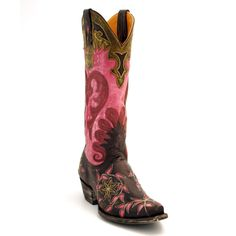 Old Gringo Letty Boot at The Maverick Western Wear