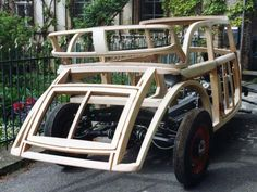 BMW 327 wood - Cerca con Google