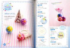 Fácil E Fofo Pom Pom Artesanato Para Crianças-Livro De Artesanato Japonês Sp2