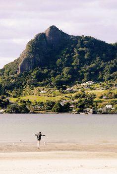 Whangarei Heads, New Zealand - Photo by Liam J Wright