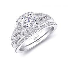 @Coast Diamond engagement ring!  #diamondring #winterwedding