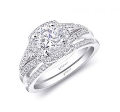 @Coast Diamond engagement ring!  #diamondring #winterwedding
