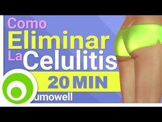Como Eliminar La Celulitis - Ejercicios de Alta Intensidad para Glúteos y Piernas - YouTube