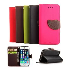 Find More Phone Bags & Cases Information about Fashion Leaf Style Clasp PU Leather Case for Apple iPhone 6 6S 4.7 Retro Luxury Magnetic Chip Wallet Stand Sleeve SD05,High Quality case panasonic,China case school Suppliers, Cheap case love from Just Only on Aliexpress.com