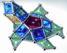 Geomag - Pro Just Panels 60 piezas, juego de construcción (591): Amazon.es: Juguetes y juegos
