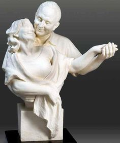 love-everlasting  by Gaylord Ho - Parian II Sculpture]