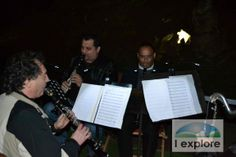 Concert in Valea Cetatii cave. May 2 2014. Organized by I explore