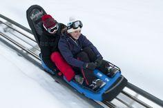 Alpine-Coaster Golm in Montafon