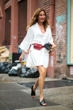 NYC Style: Fashion W