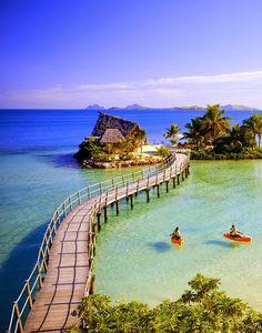 Likuliku Lagoon Resort, Malolo Island Figi