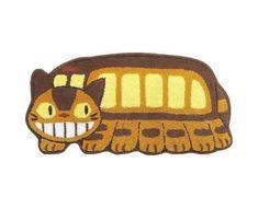 Cat Bus Totoro, Miyazaki Tattoo, Mens Beard Grooming, Lightning Final Fantasy, Bus Interior, Cats Bus, My Neighbor Totoro, Hayao Miyazaki, Medieval Fantasy