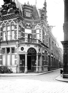 1929 Kerkstraat, het oude postkantoor