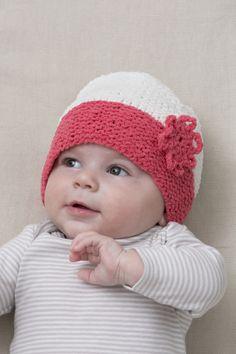 Coral Cutie Hat & Bo