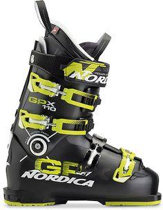 Nordica GPX 110 Ski Boot - Men's Ski Boots - Winter 2015/2016 - Christy Sports