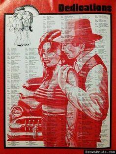 Teen Angels Dedication Art Work - BrownPride.com Photo Gallery (BP)
